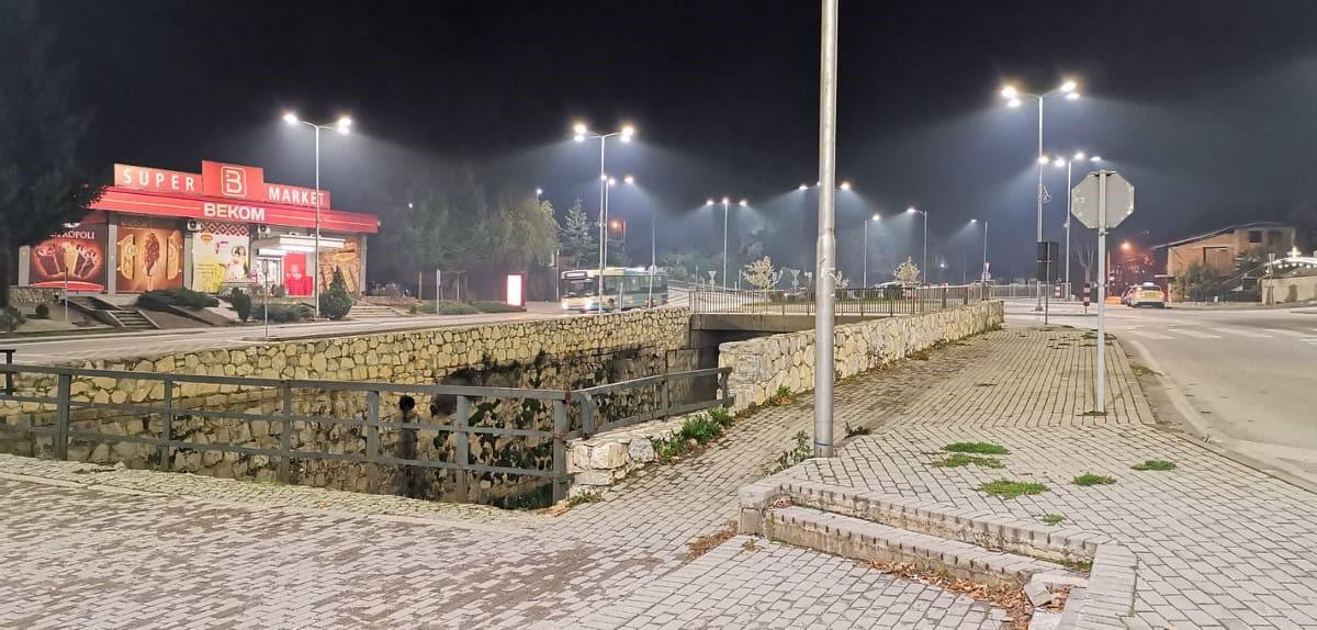 ul. Kruzen Tek Crn Most